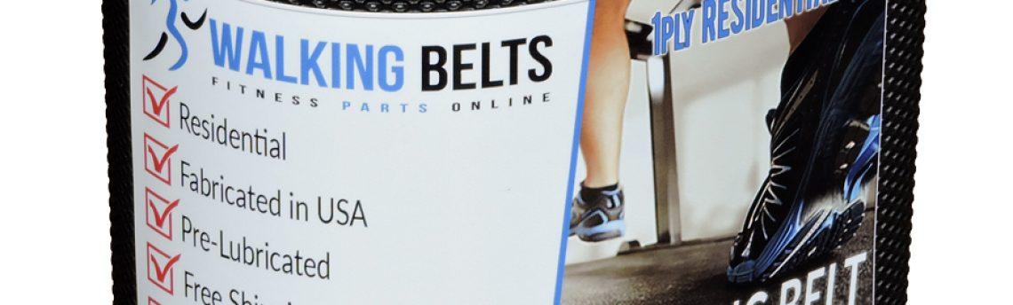 NTL097074 NordicTrack Commercial 1500 Treadmill Walking Belt + Free 1oz Lube