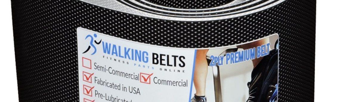 TechnoGym Run Excite 500 S/N: D445 Treadmill Walking Belt 2ply Premium + Free 1oz Lube